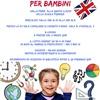 Corso di inglese per bambini dalla 1^ alla 5^ elementare - scuola primaria